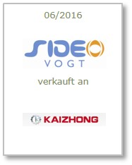 Sideo Vogt GmbH | Hermann Vogt GmbH & Co. KG