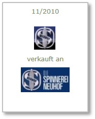 Spinnerei Neuhof GmbH & Co. KG