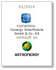 Conergy SolarModule GmbH & Co. KG