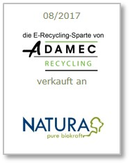 Adamec Recycling GmbH (Sparte E-Recycling)